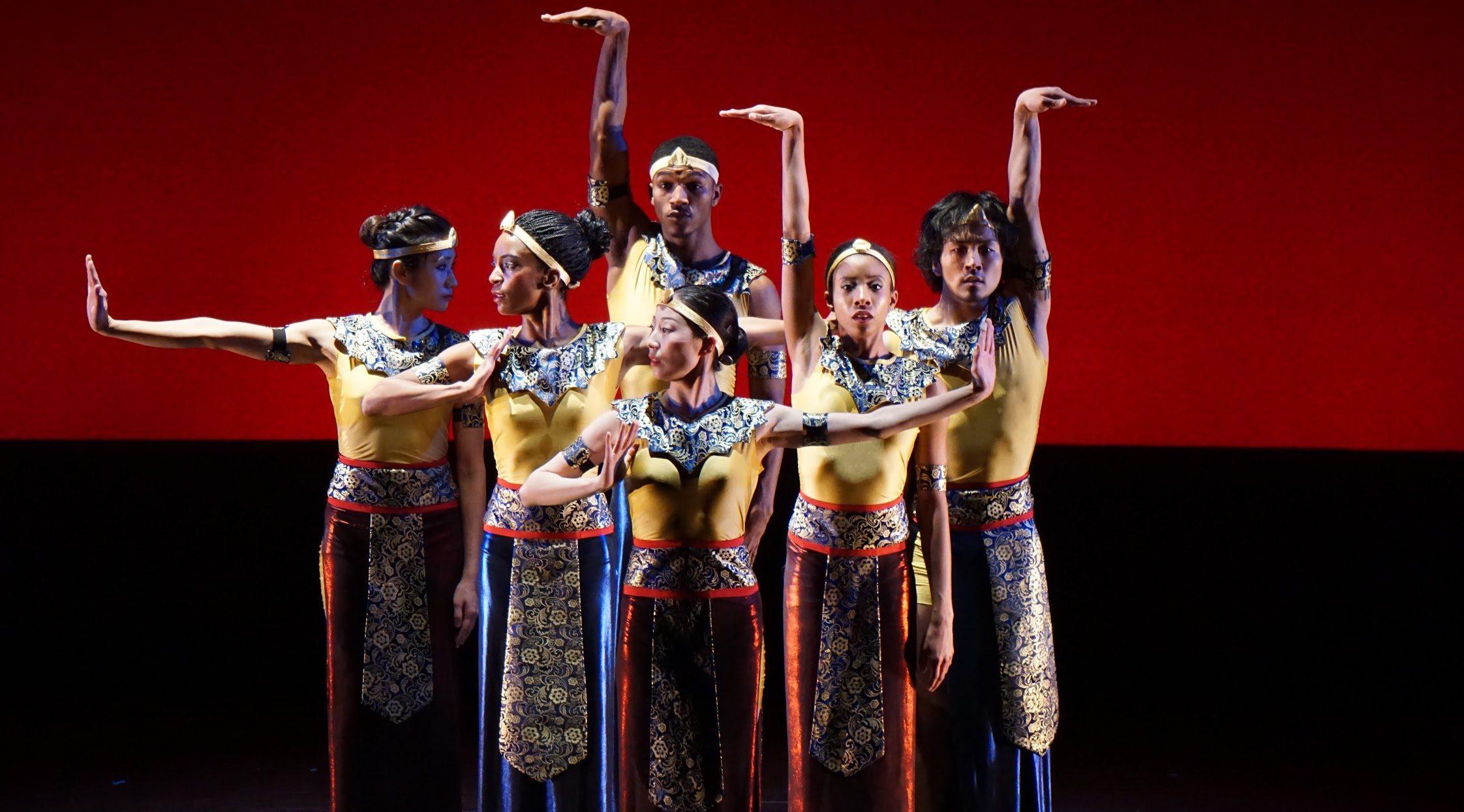 Nai Ni Chen Dance Company