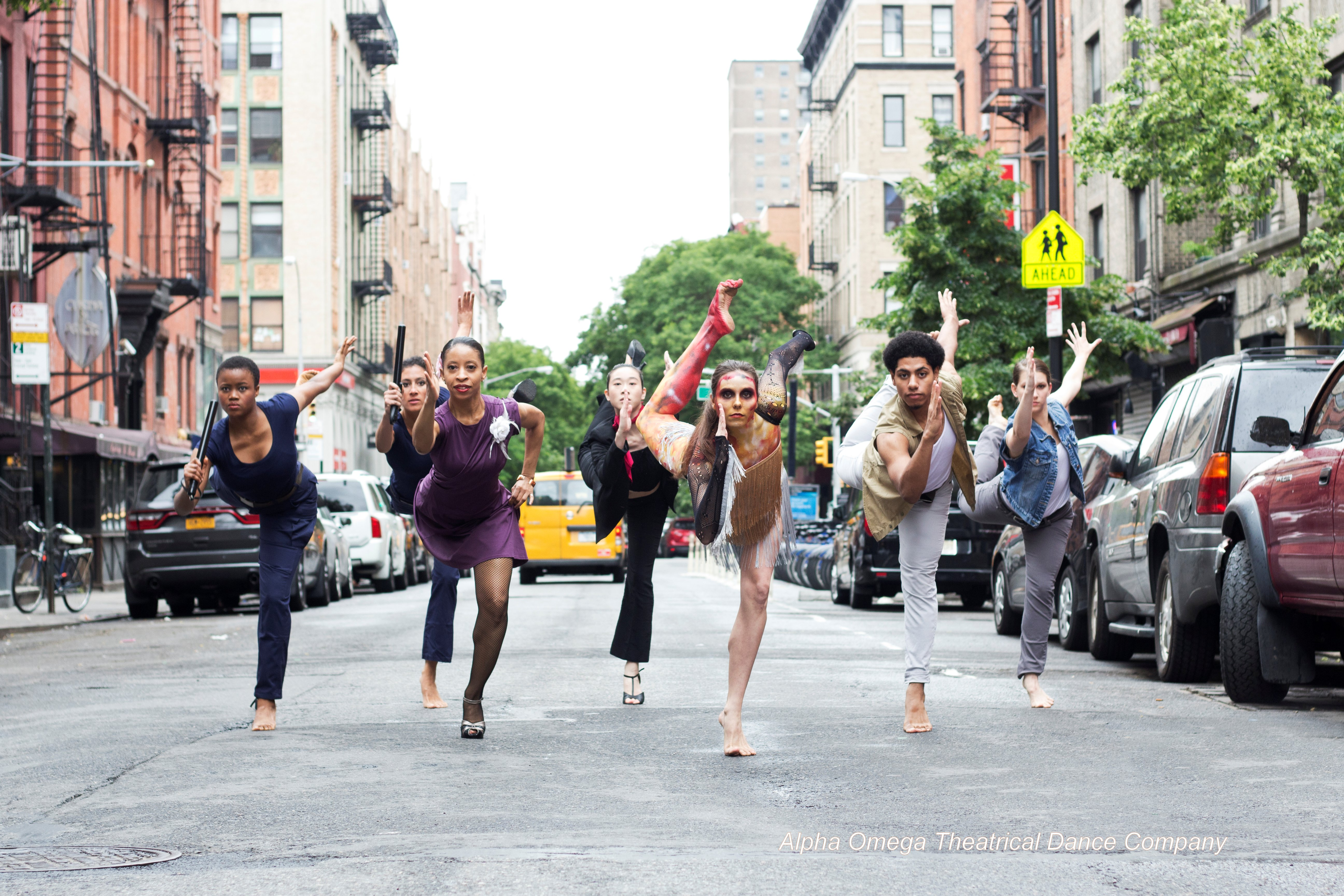 Alpha Omega Theatrical Dance Company